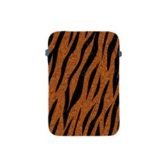 SKIN3 BLACK MARBLE & RUSTED METAL Apple iPad Mini Protective Soft Cases