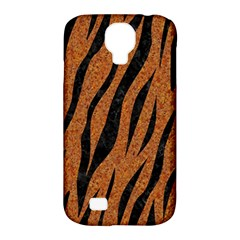 SKIN3 BLACK MARBLE & RUSTED METAL Samsung Galaxy S4 Classic Hardshell Case (PC+Silicone)