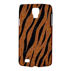 SKIN3 BLACK MARBLE & RUSTED METAL Galaxy S4 Active