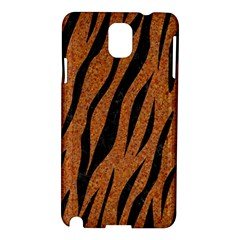 SKIN3 BLACK MARBLE & RUSTED METAL Samsung Galaxy Note 3 N9005 Hardshell Case