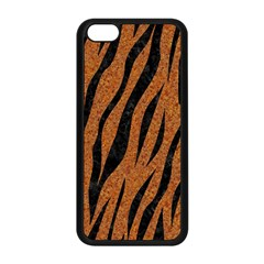 Skin3 Black Marble & Rusted Metal Apple Iphone 5c Seamless Case (black) by trendistuff