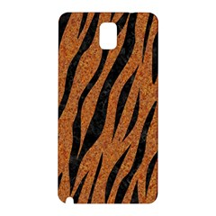 SKIN3 BLACK MARBLE & RUSTED METAL Samsung Galaxy Note 3 N9005 Hardshell Back Case