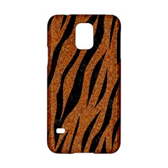 SKIN3 BLACK MARBLE & RUSTED METAL Samsung Galaxy S5 Hardshell Case