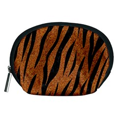 SKIN3 BLACK MARBLE & RUSTED METAL Accessory Pouches (Medium)