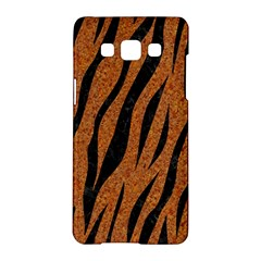 SKIN3 BLACK MARBLE & RUSTED METAL Samsung Galaxy A5 Hardshell Case