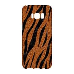 SKIN3 BLACK MARBLE & RUSTED METAL Samsung Galaxy S8 Hardshell Case