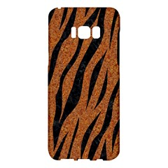 SKIN3 BLACK MARBLE & RUSTED METAL Samsung Galaxy S8 Plus Hardshell Case
