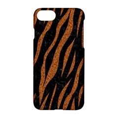 Skin3 Black Marble & Rusted Metal (r) Apple Iphone 7 Hardshell Case by trendistuff
