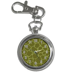 Autumn Animal Print 1 Key Chain Watches by tarastyle