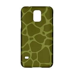 Autumn Animal Print 1 Samsung Galaxy S5 Hardshell Case  by tarastyle