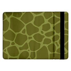 Autumn Animal Print 1 Samsung Galaxy Tab Pro 12 2  Flip Case by tarastyle