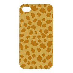 Autumn Animal Print 2 Apple Iphone 4/4s Premium Hardshell Case by tarastyle