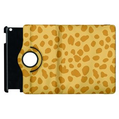 Autumn Animal Print 2 Apple Ipad 3/4 Flip 360 Case by tarastyle