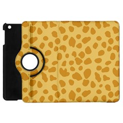 Autumn Animal Print 2 Apple Ipad Mini Flip 360 Case by tarastyle