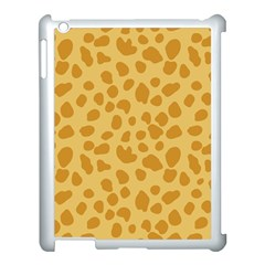 Autumn Animal Print 2 Apple Ipad 3/4 Case (white) by tarastyle