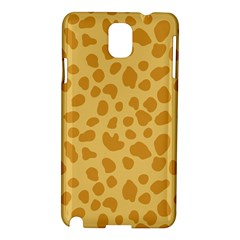 Autumn Animal Print 2 Samsung Galaxy Note 3 N9005 Hardshell Case by tarastyle