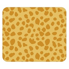 Autumn Animal Print 2 Double Sided Flano Blanket (small)  by tarastyle