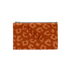 Autumn Animal Print 3 Cosmetic Bag (small)  by tarastyle