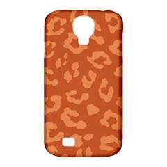 Autumn Animal Print 3 Samsung Galaxy S4 Classic Hardshell Case (pc+silicone) by tarastyle
