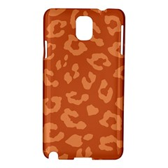Autumn Animal Print 3 Samsung Galaxy Note 3 N9005 Hardshell Case by tarastyle