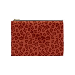 Autumn Animal Print 4 Cosmetic Bag (medium)  by tarastyle