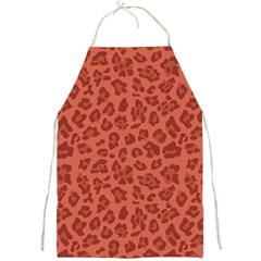 Autumn Animal Print 4 Full Print Aprons by tarastyle