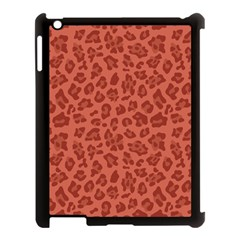 Autumn Animal Print 4 Apple Ipad 3/4 Case (black) by tarastyle