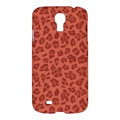 Autumn Animal Print 4 Samsung Galaxy S4 I9500/i9505 Hardshell Case by tarastyle