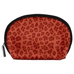 Autumn Animal Print 4 Accessory Pouches (large)  by tarastyle