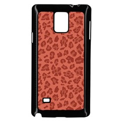 Autumn Animal Print 4 Samsung Galaxy Note 4 Case (black) by tarastyle