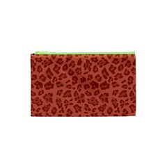 Autumn Animal Print 4 Cosmetic Bag (xs) by tarastyle