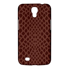 Autumn Animal Print 5 Samsung Galaxy Mega 6 3  I9200 Hardshell Case by tarastyle