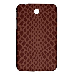 Autumn Animal Print 5 Samsung Galaxy Tab 3 (7 ) P3200 Hardshell Case  by tarastyle