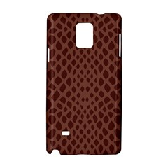 Autumn Animal Print 5 Samsung Galaxy Note 4 Hardshell Case by tarastyle