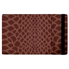 Autumn Animal Print 5 Apple Ipad Pro 12 9   Flip Case by tarastyle