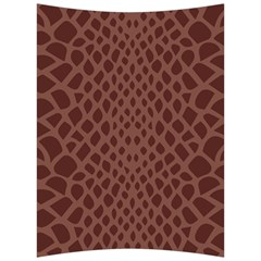 Autumn Animal Print 5 Back Support Cushion by tarastyle