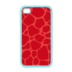 Autumn Animal Print 6 Apple Iphone 4 Case (color) by tarastyle