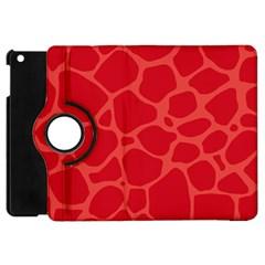 Autumn Animal Print 6 Apple Ipad Mini Flip 360 Case by tarastyle