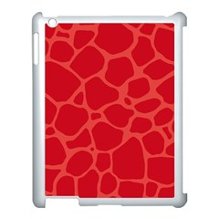 Autumn Animal Print 6 Apple Ipad 3/4 Case (white) by tarastyle