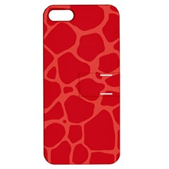 Autumn Animal Print 6 Apple Iphone 5 Hardshell Case With Stand by tarastyle