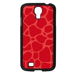 Autumn Animal Print 6 Samsung Galaxy S4 I9500/ I9505 Case (black) by tarastyle