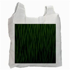 Autumn Animal Print 7 Recycle Bag (one Side) by tarastyle