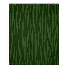 Autumn Animal Print 7 Shower Curtain 60  X 72  (medium)  by tarastyle