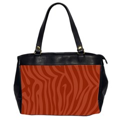 Autumn Animal Print 8 Office Handbags (2 Sides)  by tarastyle