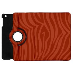 Autumn Animal Print 8 Apple Ipad Mini Flip 360 Case by tarastyle