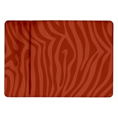 Autumn Animal Print 8 Samsung Galaxy Tab 10 1  P7500 Flip Case by tarastyle