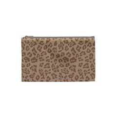 Autumn Animal Print 9 Cosmetic Bag (small)  by tarastyle