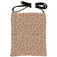 Autumn Animal Print 9 Shoulder Sling Bags by tarastyle