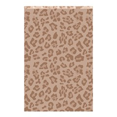 Autumn Animal Print 9 Shower Curtain 48  X 72  (small)  by tarastyle