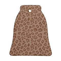 Autumn Animal Print 9 Bell Ornament (two Sides) by tarastyle
